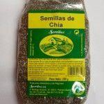Paquete de semillas de chía