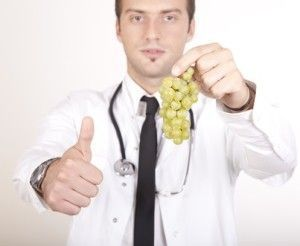 Beneficios de comer uvas