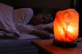 Propiedades de las lámparas de sal