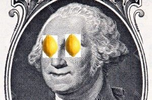 1 dolar un limon