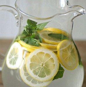 Remedio estómago limón
