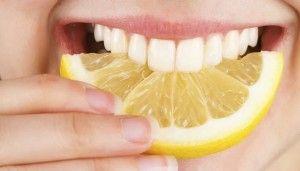 Limon y dientes