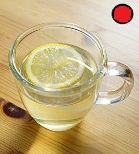 Agua y limón propiedades