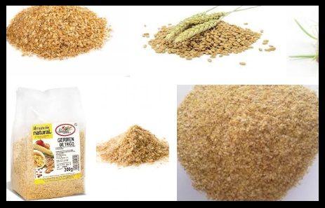 Germen de trigo y sus propiedades